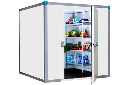 Холодильная камера сборно-разборная для заморозки., фото — «Реклама Севастополя»