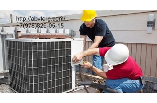 Монтаж кондиционера, системы вентиляции, фото — «Реклама Севастополя»