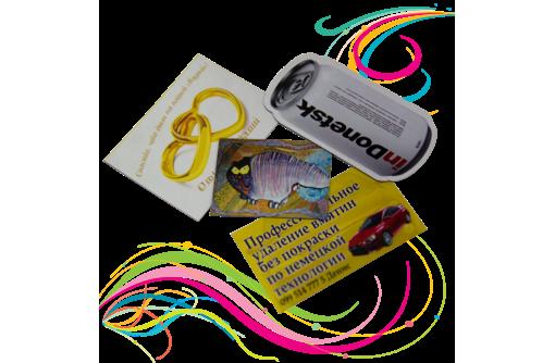 Изготовление рекламных сувенирных магнитов Севастополь Крым, фото — «Реклама Севастополя»