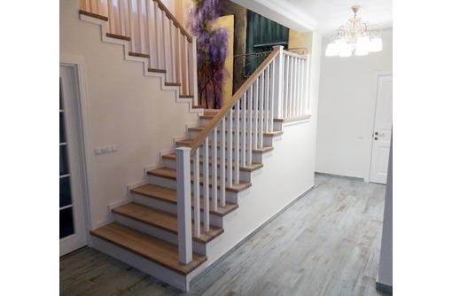 Лестницы WOODWORK. Проектирование, изготовление и монтаж., фото — «Реклама Севастополя»