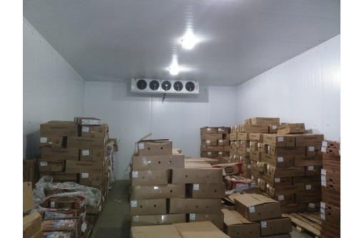 Холодильные и морозильные камеры для рыбы с агрегатом под ключ. Продажа, строительство, монтаж, фото — «Реклама Ялты»