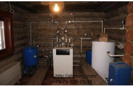 Монтаж систем водоподготовки, водоснабжения, фото — «Реклама Севастополя»