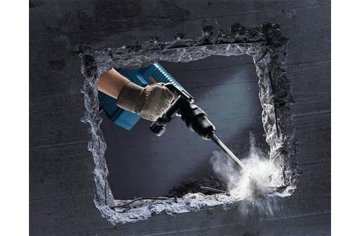Демонтаж. Алмазная резка. Перфоратор. Отбойный молоток., фото — «Реклама Севастополя»