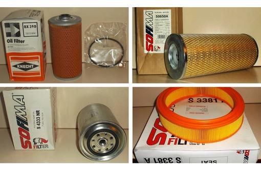 Фильтры автомобильные (топливные, масляные, воздушные), фото — «Реклама Симферополя»