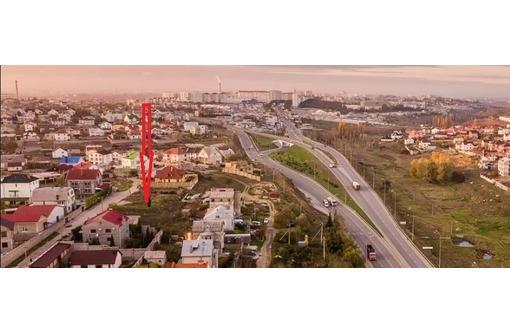 От хозяина. Продам/обменяю на кв  участок ИЖС 10 соток в районе 5-7км, фото — «Реклама Севастополя»