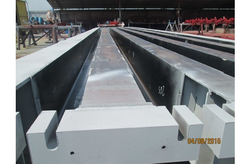 Изготовление металлоформ для производства фундаментных опор ЛЭП по серии 3,407-115, фото — «Реклама Алупки»