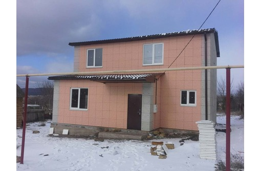 Строительство домов под ключ, фото — «Реклама Феодосии»