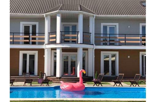 Гостиница в пгт Заозерное, фото — «Реклама Евпатории»