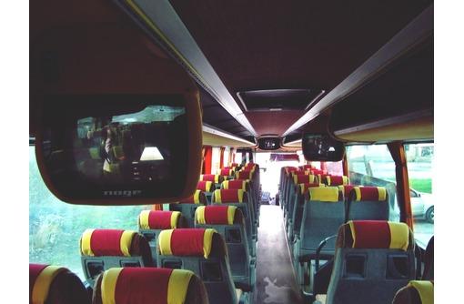 Автобус Ялта - Донецк - Ялта, фото — «Реклама Алупки»