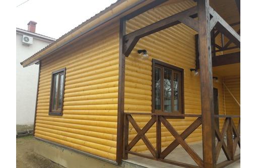 Настоящие каркасные дома, не СИП !, фото — «Реклама Севастополя»