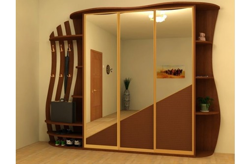 Корпусная мебель на заказ по индивидуальному дизайну, фото — «Реклама Севастополя»
