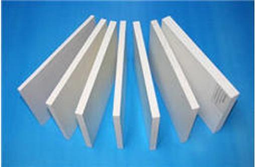 ПВХ листовой вспененный белый от 3мм - до 10мм, фото — «Реклама Симферополя»