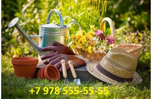 Садовые работы - любой сложности, фото — «Реклама Севастополя»