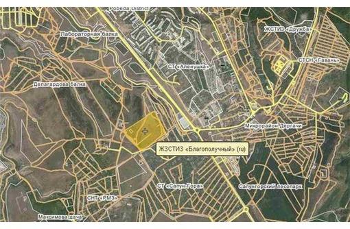 Участок ИЖС Благополучный, фото — «Реклама Севастополя»