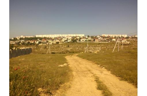 Продам 2 участка по 6 соток на Красной горке (ул. Каспийская) под индивидуальное строительство, фото — «Реклама Севастополя»