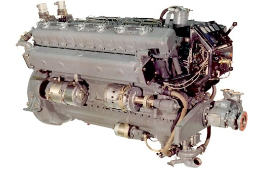 7Д12А Судовой вспомогательный двигатель, фото — «Реклама Севастополя»