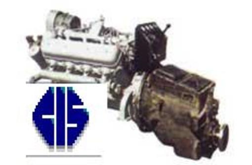 ДРА-150 Судовой двигатель, дизель редукторный агрегат, фото — «Реклама Севастополя»