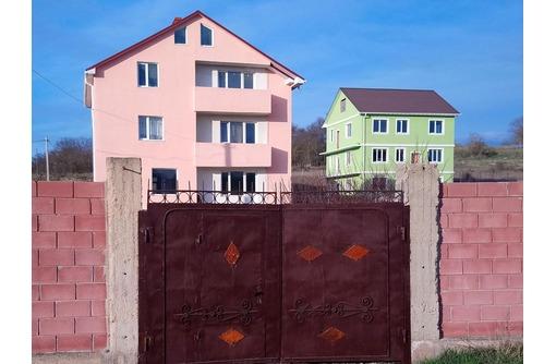 3 х этажный дом в районе 5 го километра, фото — «Реклама Севастополя»