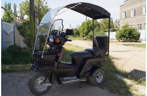Срочно!!! Недорого!!! Трицикл Honda с крышей, фото — «Реклама Джанкоя»