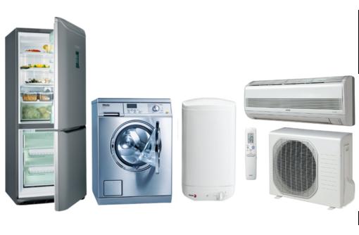 Ремонт стиралок, бойлеров, ТВ, холодильников, СВЧ и т.д., фото — «Реклама Севастополя»