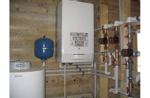 Отопительные газовые котлы - ремонт, установка, обслуживание, фото — «Реклама Севастополя»