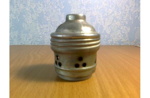 Патрон стальной и керамический Е40, фото — «Реклама Севастополя»