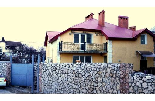 Продается новый жилой дом 300кв.м., 5км, ул. Дачная 2, 3 эт., 12комнат, фото — «Реклама Севастополя»