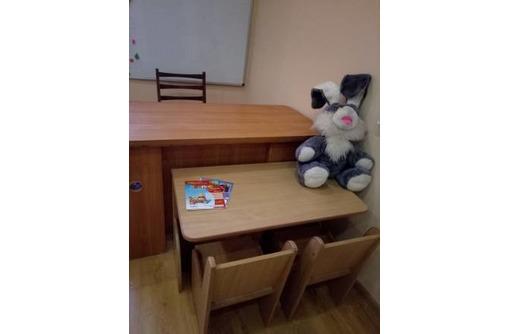 продаются детские парты и стулья, фото — «Реклама Севастополя»