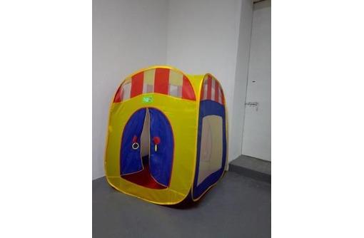 продается детский домик палатка для игр и пляжа, фото — «Реклама Севастополя»