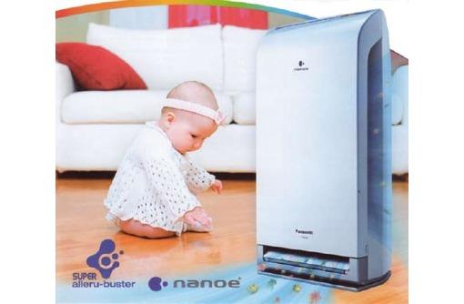 """Очиститель воздуха с увлажнением """"Panasonic."""", фото — «Реклама Севастополя»"""