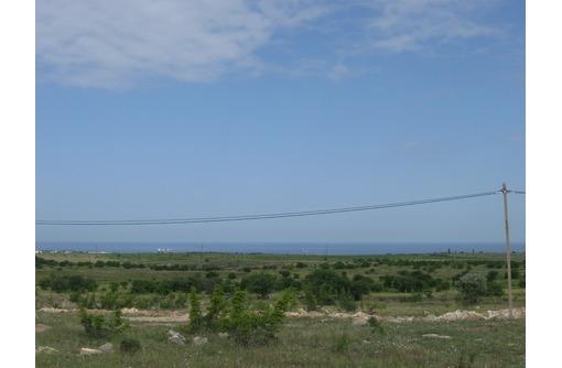 Видовой участок ИЖС с коммуникациями на Северной стороне Севастополя, фото — «Реклама Севастополя»