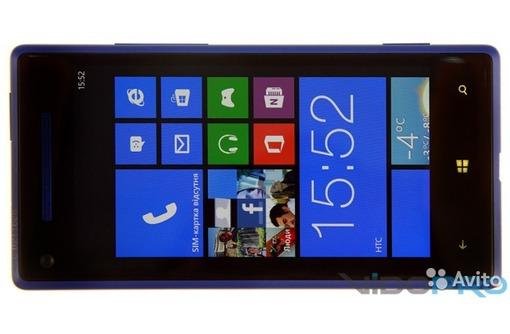 "Смартфон сенсорный HTC x8-4.3"" рабочий\ без WI-FI, фото — «Реклама Евпатории»"