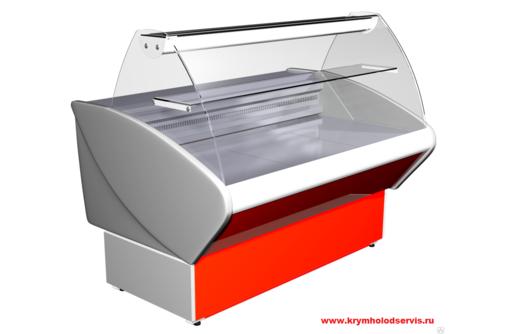 Витрина холодильная вхс-1,5 Полюс эко, фото — «Реклама Бахчисарая»