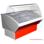 Витрина холодильная вхс-1,5 Полюс эко - Продажа в Бахчисарае