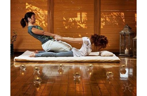 Тайский йога массаж от студии Каури, фото — «Реклама Севастополя»