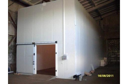 Холодильные камеры,склады морозильные с установкой., фото — «Реклама Красногвардейского»