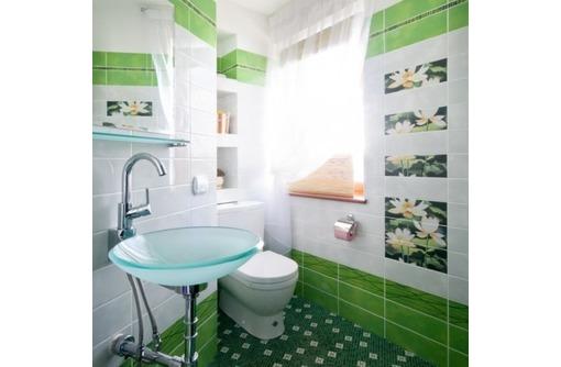 Плиточник. Укладка плитки. Ремонт ванной и санузла под ключ, фото — «Реклама Севастополя»