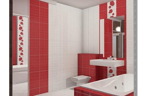 Качественно кладем плитку на пол, стены и потолок, фото — «Реклама Севастополя»