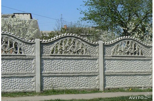 Еврозабор Мелкий бут ИП Судак, фото — «Реклама Севастополя»