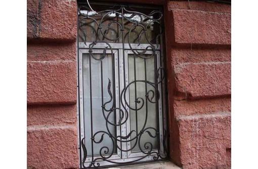Решетки на окна / Оконные решетки / Сварные оконные решетки, фото — «Реклама Севастополя»