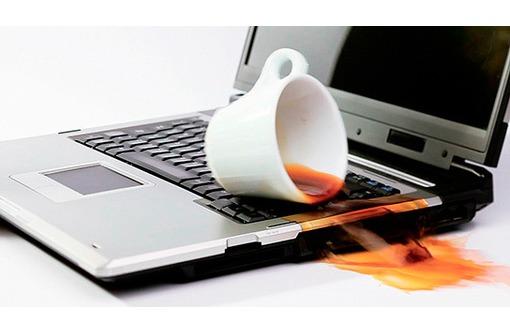 Ремонт компьютеров, ноутбуков, планшетов, мониторов, фото — «Реклама Севастополя»