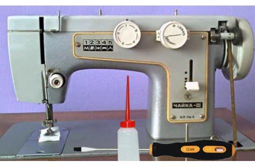 Ремонт, настройка швейных машин и оверлоков, фото — «Реклама Севастополя»