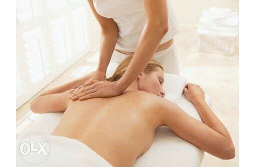 Массаж при болях в грудном отделе позвоночника., фото — «Реклама Севастополя»
