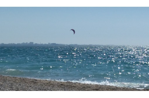 Уютный номер в Любоморье первая линия, песчано-галечный пляж, отдых круглый год, фото — «Реклама Севастополя»