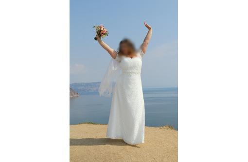 Свадебное платье (отличное состояние), фото — «Реклама Севастополя»