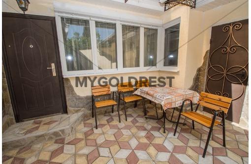 2-комнатный номер в частном секторе с личным двором -Гурзуф №320, фото — «Реклама Гурзуфа»