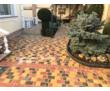 Укладка тротуарной плитки, бордюры, площадки, дорожки. Благоустройство парков, улиц, дворов, фото — «Реклама Севастополя»