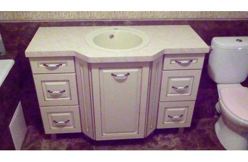 Мебель для ванной комнаты, фото — «Реклама Севастополя»