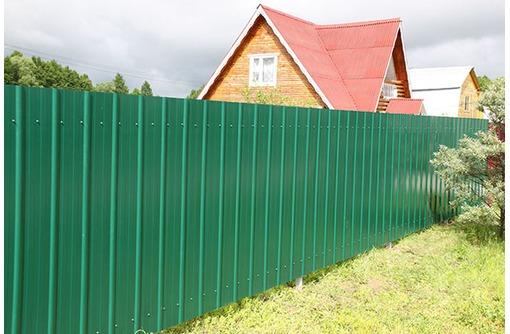 Строительство заборов, ворот и ограждений, фото — «Реклама Севастополя»