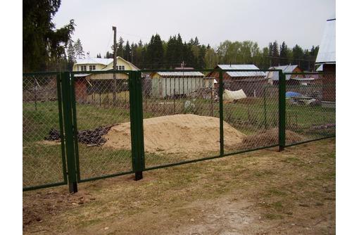 Садовые металлические ворота от производителя, фото — «Реклама Феодосии»